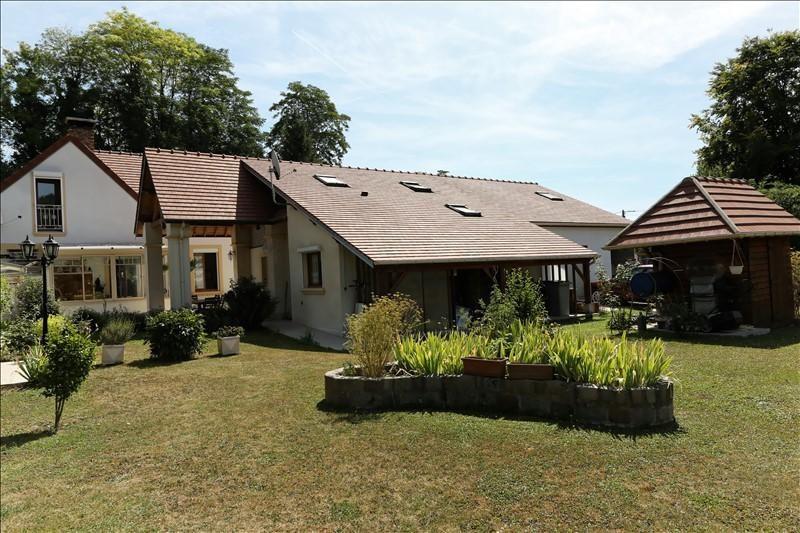 Vente maison / villa Mortefontaine en thelle 379000€ - Photo 9