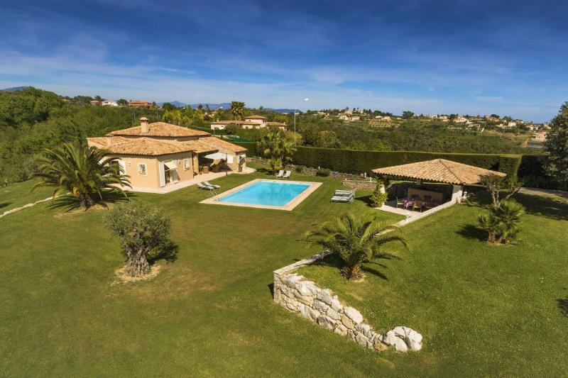 Deluxe sale house / villa Cagnes sur mer 1500000€ - Picture 5
