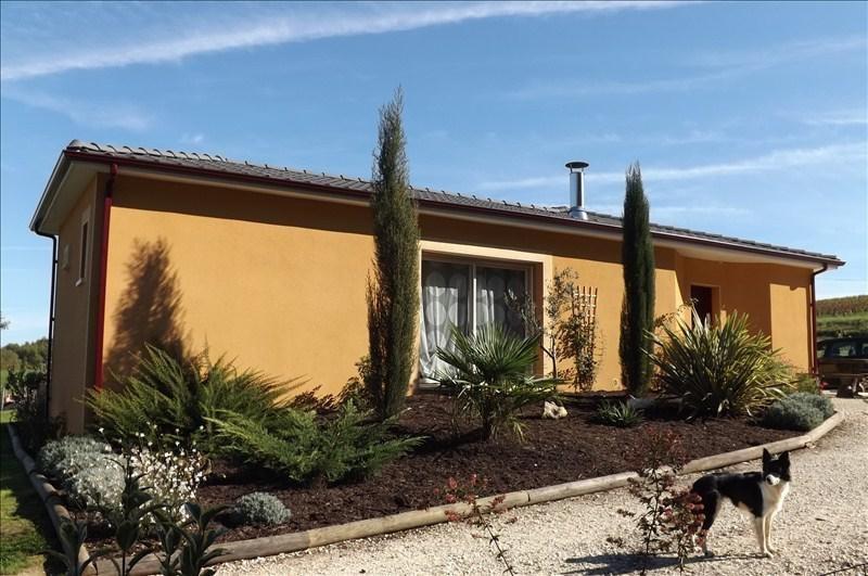 Sale house / villa Montpon menesterol 224500€ - Picture 3