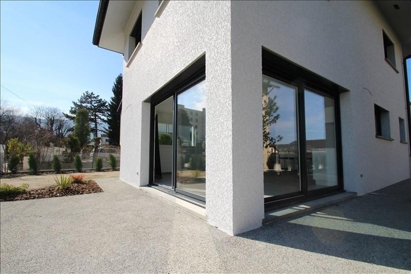 Vente maison / villa La motte servolex 389900€ - Photo 1