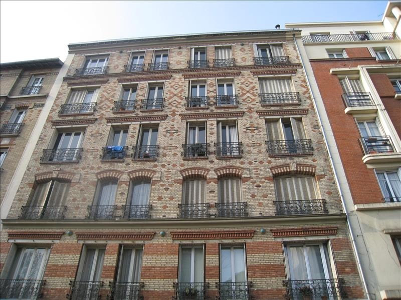 Location appartement Asnieres sur seine 907€ CC - Photo 1