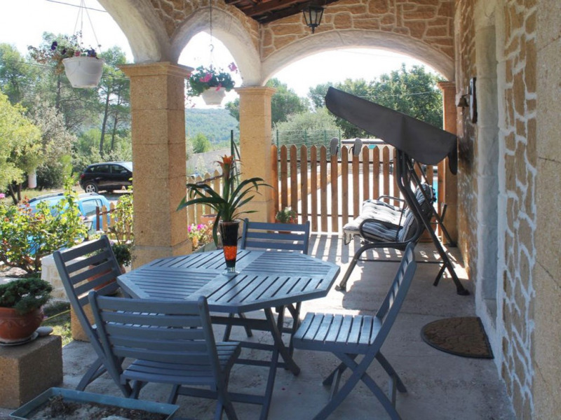 Deluxe sale house / villa Rognes 685 000€ - Picture 7