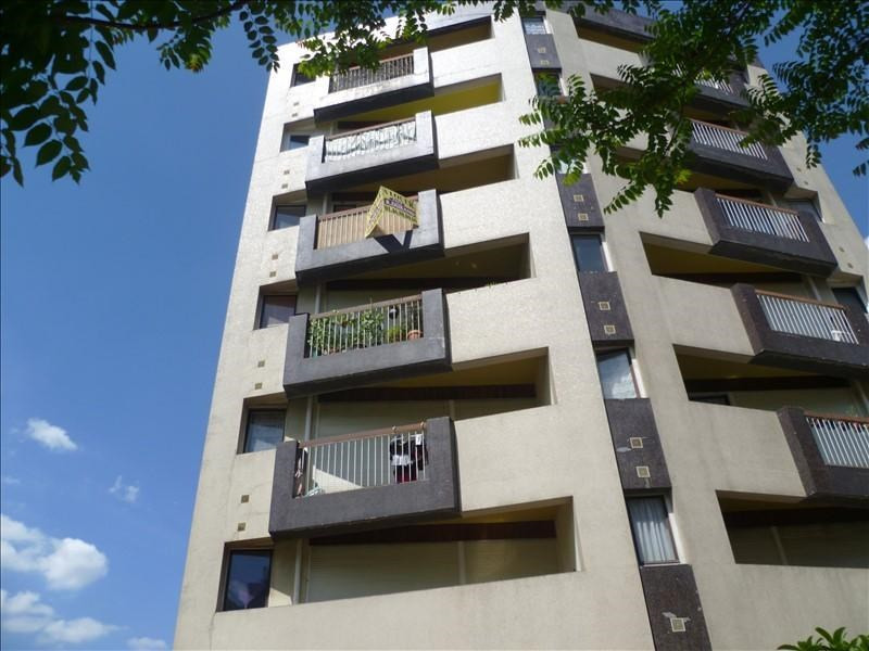 Rental apartment Asnieres sur seine 675€ CC - Picture 1