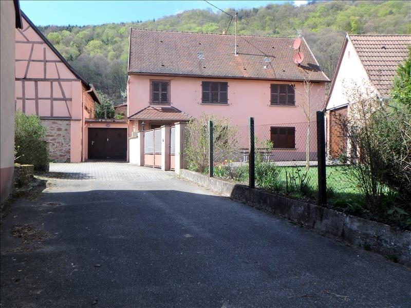 Vente maison / villa Neuwiller-lès-saverne 180000€ - Photo 1