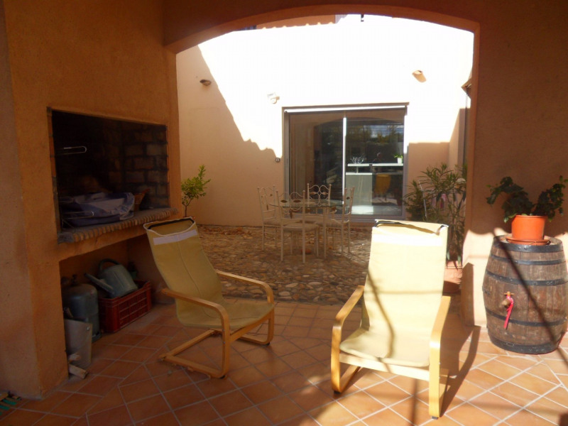 Vente maison / villa Le thor 312000€ - Photo 12
