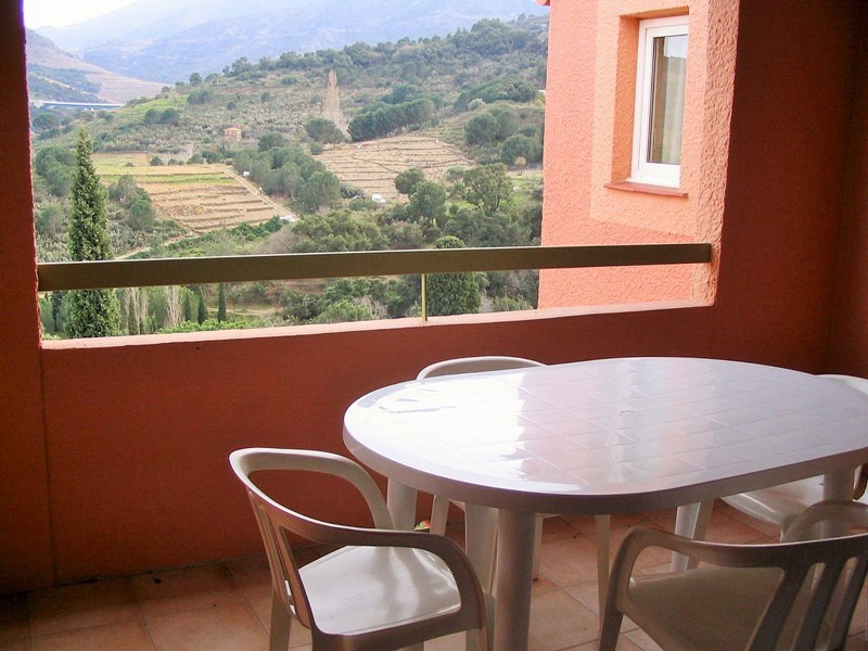 Vacation rental apartment Collioure 318€ - Picture 1
