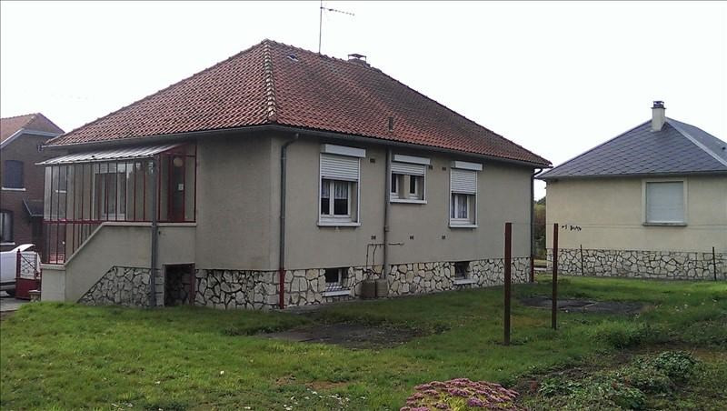 Vente maison / villa Peronne 107000€ - Photo 2
