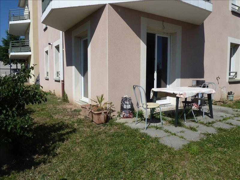 Sale apartment Bourgoin jallieu 139000€ - Picture 1
