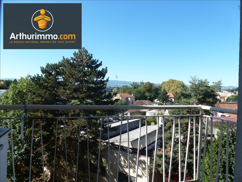 Sale apartment Roanne 57 000€ - Picture 3
