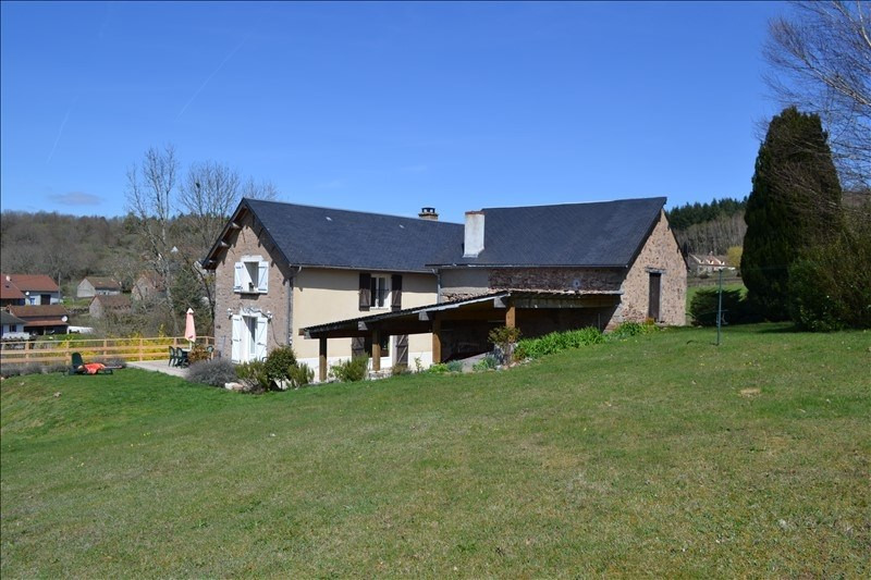 Vente maison / villa Alligny en morvan 219 000€ - Photo 1