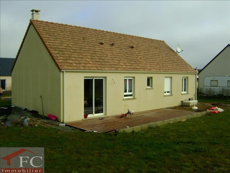 Sale house / villa Authon 132000€ - Picture 1