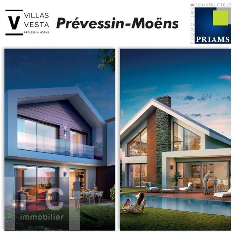 New home sale program Prevessin-moens  - Picture 1
