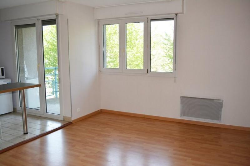 Rental apartment Grenoble 495€ CC - Picture 1