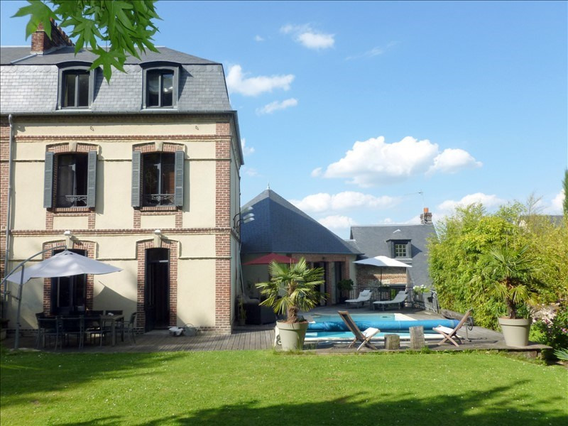Vente de prestige maison / villa Honfleur 790000€ - Photo 1