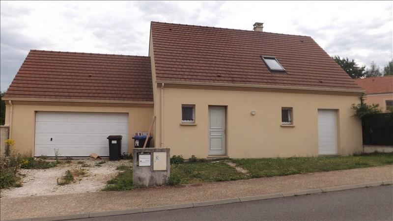 Location maison / villa Nanteuil les meaux 1265€ +CH - Photo 2