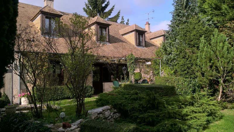 Sale house / villa Chars 367000€ - Picture 2