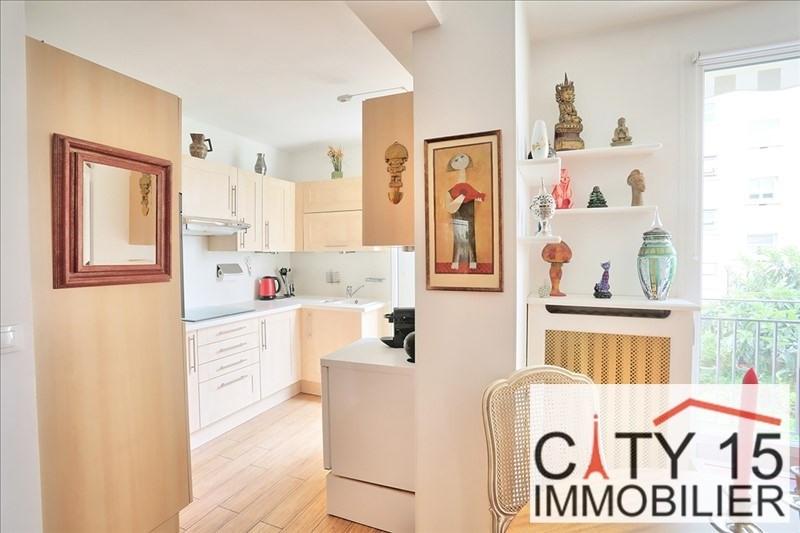 Verkoop  appartement Paris 15ème 585000€ - Foto 9