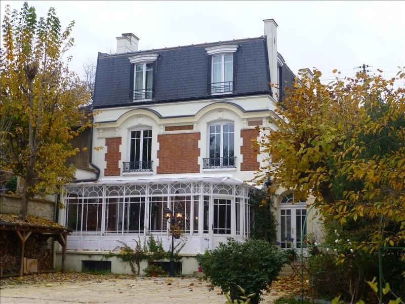 Vente de prestige maison / villa Villennes sur seine 1495000€ - Photo 1