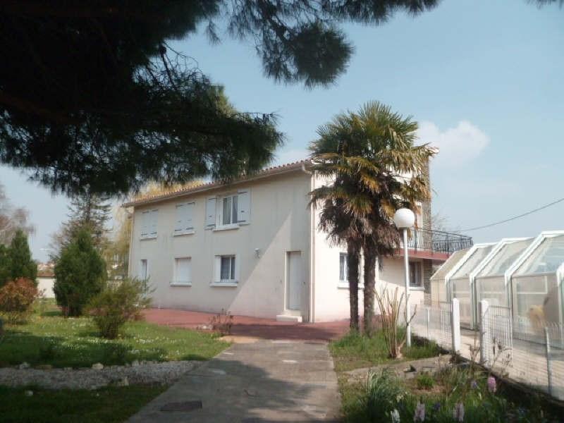 Vente maison / villa Bourcefranc le chapus 282800€ - Photo 1