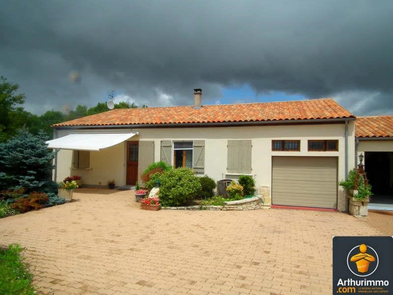 Sale house / villa Matha 192010€ - Picture 2