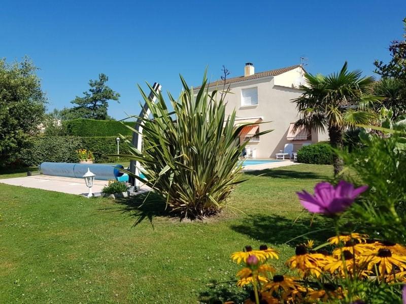 Vente maison / villa Chateau d olonne 420000€ - Photo 5