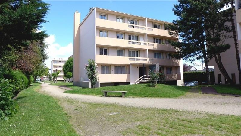 Vente appartement Bondy 210000€ - Photo 1