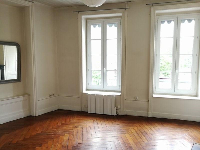 Rental apartment Lyon 9ème 620€ CC - Picture 1