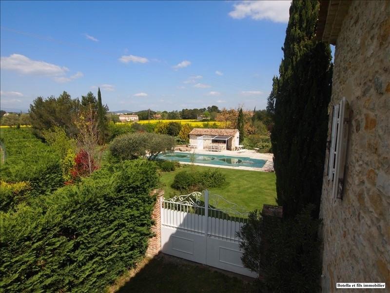 Deluxe sale house / villa Uzes 795000€ - Picture 5