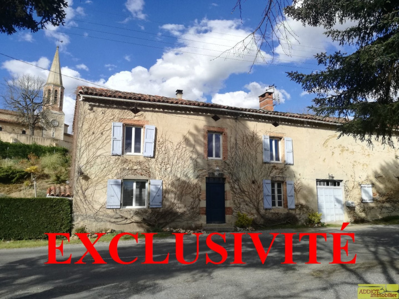 Vente maison / villa Secteur lavaur 221 000€ - Photo 1