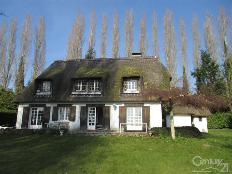 Vente de prestige maison / villa Canapville 605000€ - Photo 2