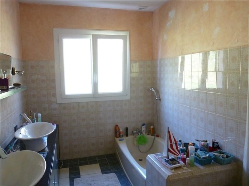 Vente maison / villa St caprais de lerm 189000€ - Photo 5