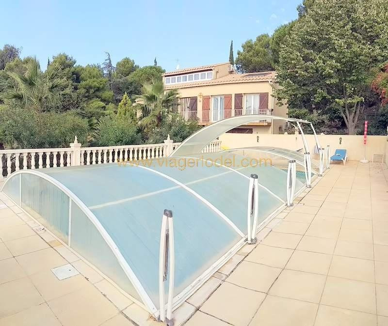 Life annuity house / villa Bouzigues 290000€ - Picture 1