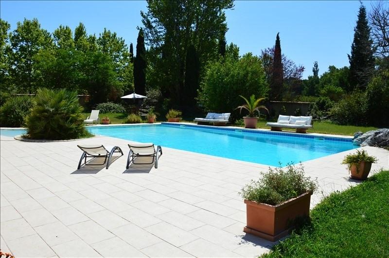 Verkoop van prestige  huis Pernes les fontaines 669000€ - Foto 10