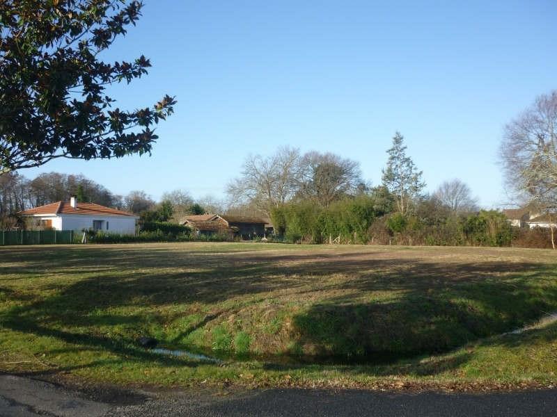 Vente terrain Commensacq 30000€ - Photo 1