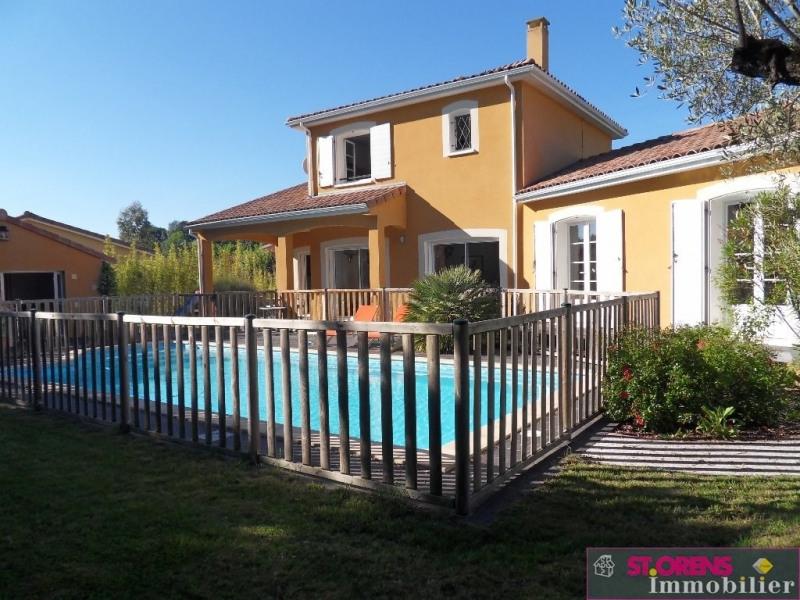 Vente de prestige maison / villa Saint-orens 10 minutes 575000€ - Photo 2