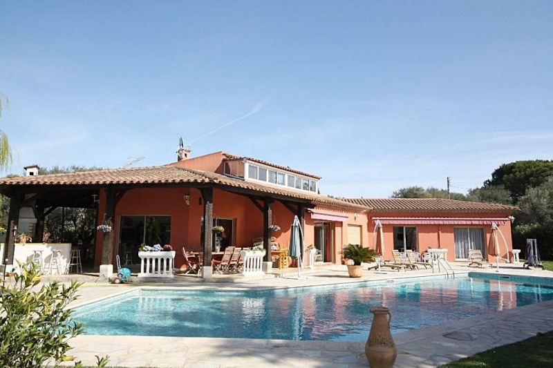 Deluxe sale house / villa Antibes 1 299 000€ - Picture 2