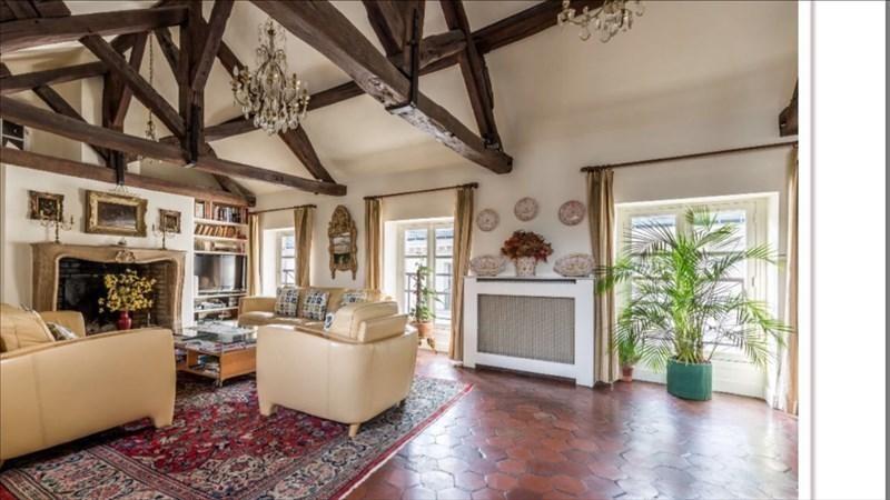 Vente de prestige appartement Paris 3ème 1600000€ - Photo 1