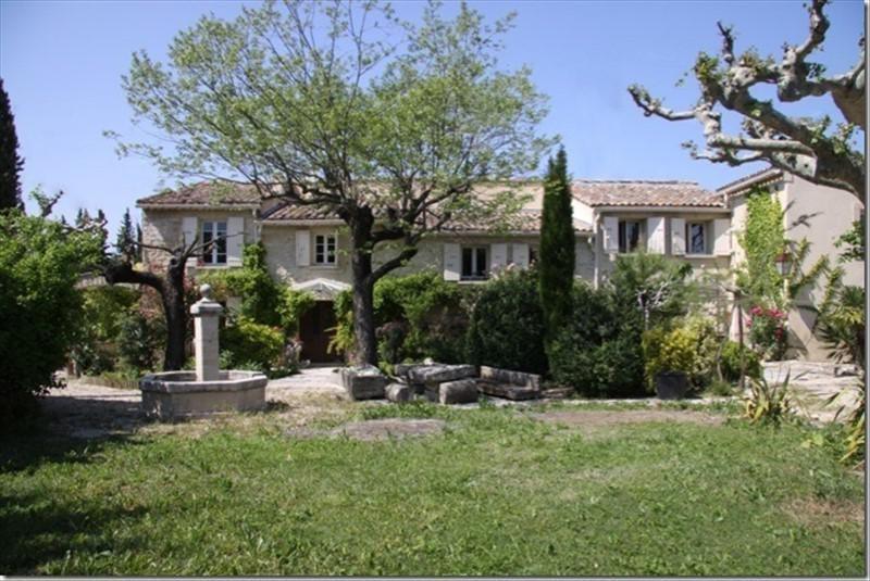 Verkoop van prestige  huis Monteux 499000€ - Foto 1