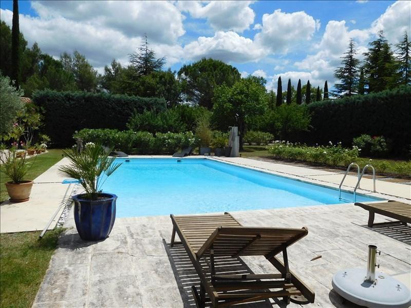 Престижная продажа дом Carpentras 950000€ - Фото 6