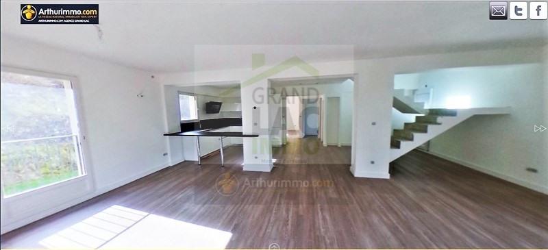 Vente appartement Viviers du lac 370000€ - Photo 2