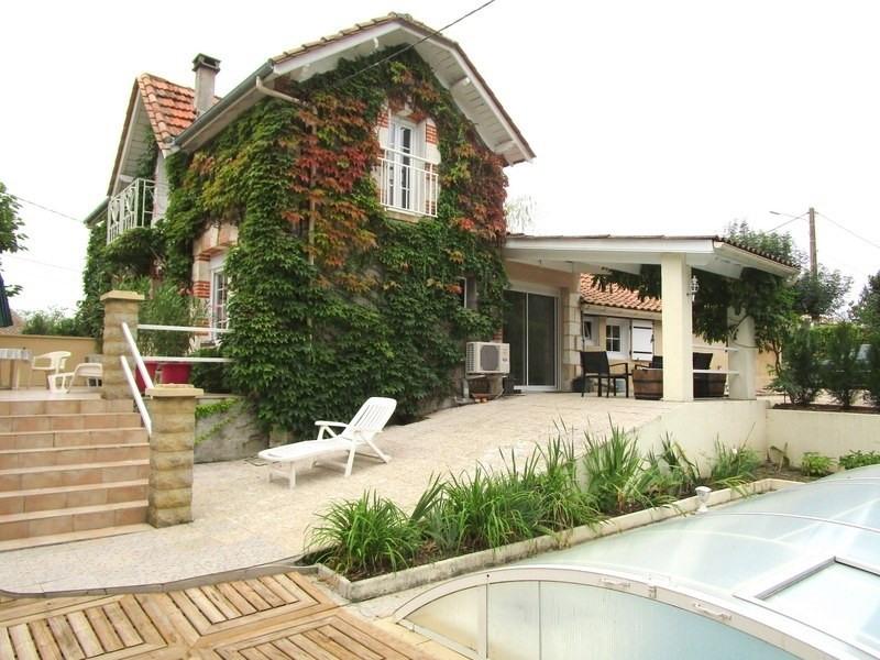 Sale house / villa Montpon menesterol 187000€ - Picture 1