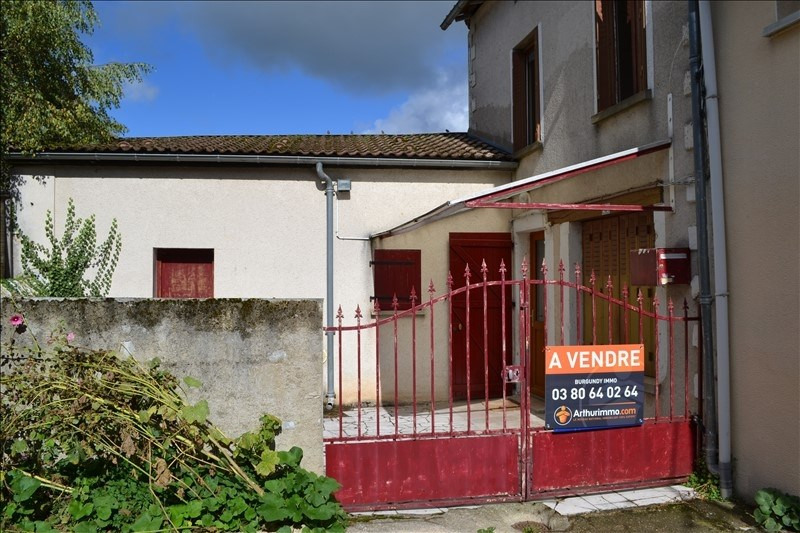 Vente maison / villa Saulieu 75 000€ - Photo 1