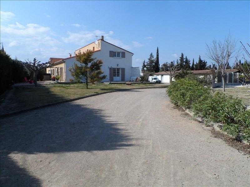 Vente maison / villa Pia 420000€ - Photo 1