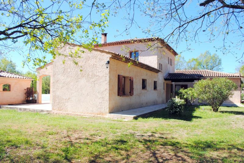 Vente maison / villa Canton de fayence 575000€ - Photo 12