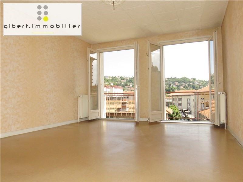 Sale apartment Aiguilhe 85900€ - Picture 1