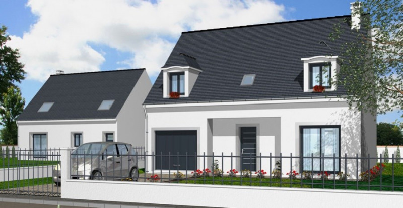 Maison  6 pièces + Terrain 458 m² Silly-le-Long par BATICONFORT