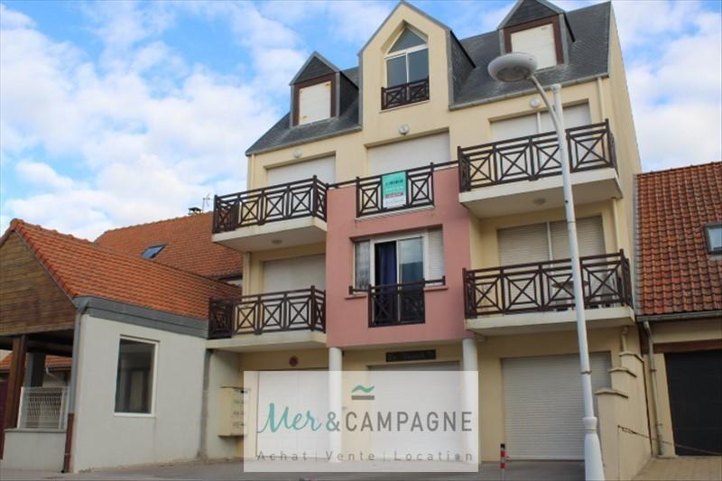 Vente appartement Fort mahon plage 135800€ - Photo 1
