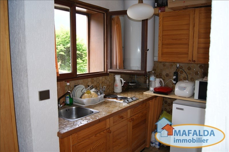Sale apartment Mont saxonnex 59 900€ - Picture 2