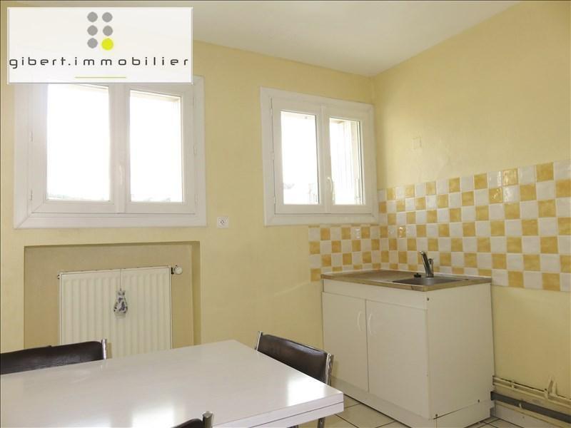 Sale apartment Le puy en velay 85000€ - Picture 2