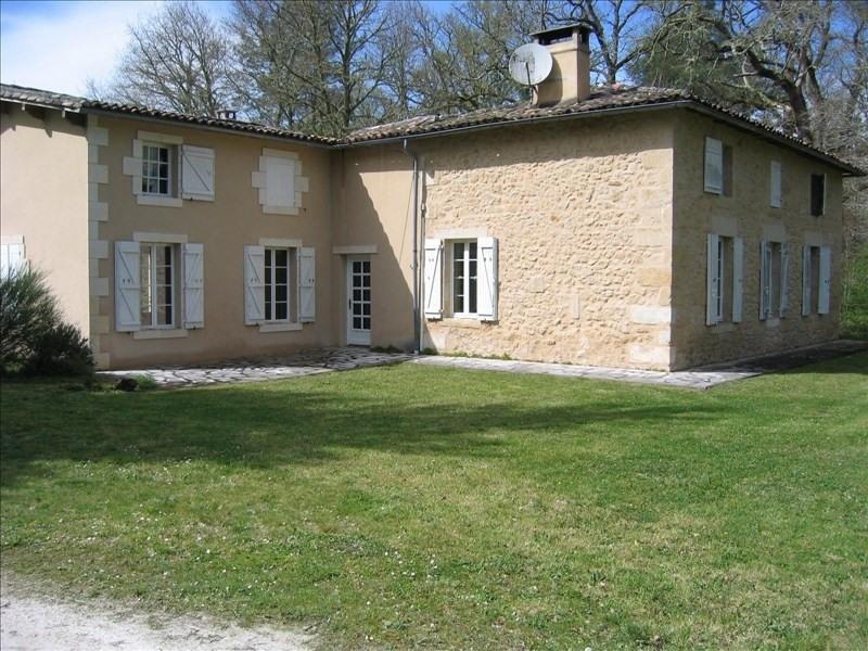 Vente maison / villa Langon 298000€ - Photo 1